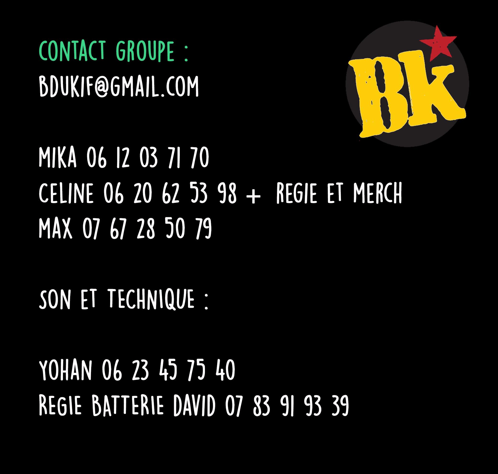 CONTACT BK2